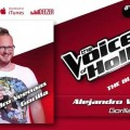 """The Voice """"Ali"""" met Litter live on stage!"""